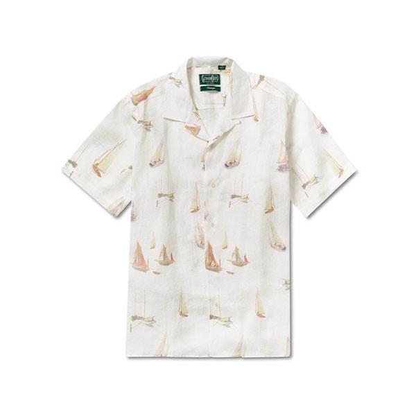 Short Sleeve Button Down Dress Shirt